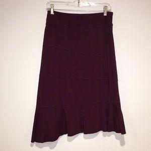 Athleta purple skirt SZ Small